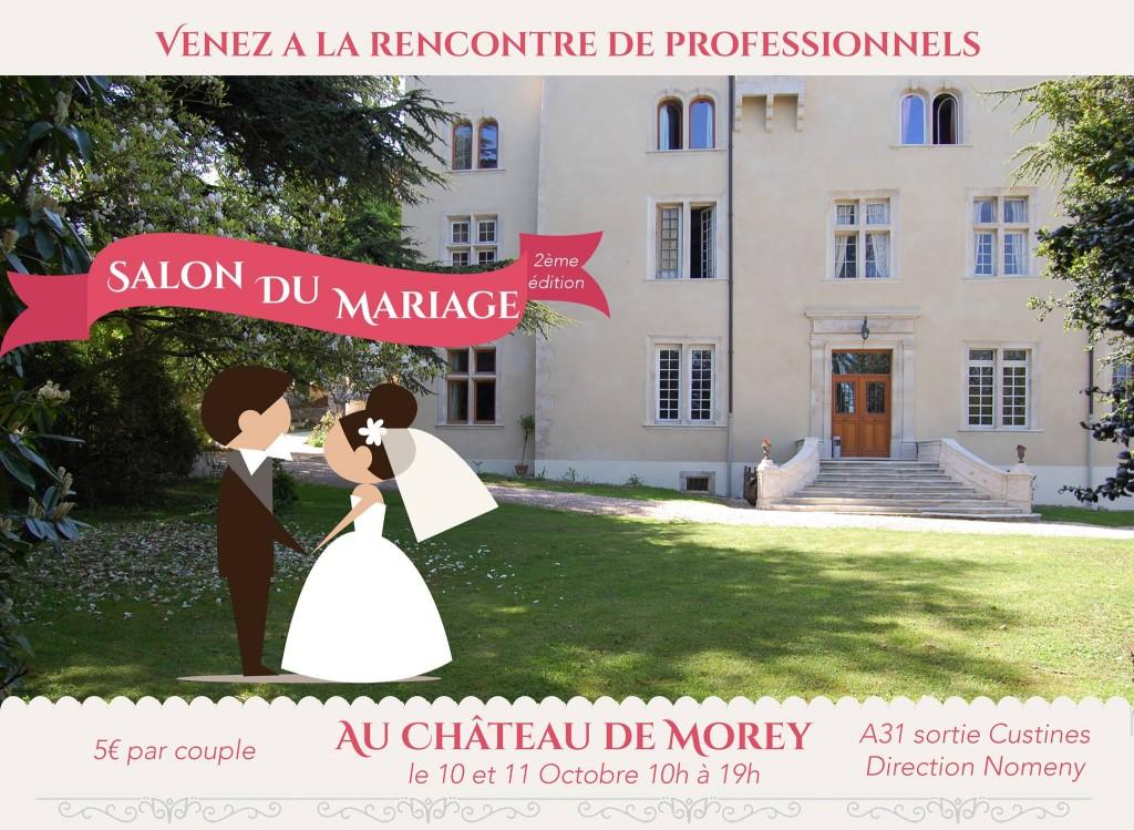 Salon Mariage Morey entre Nancy et Metz